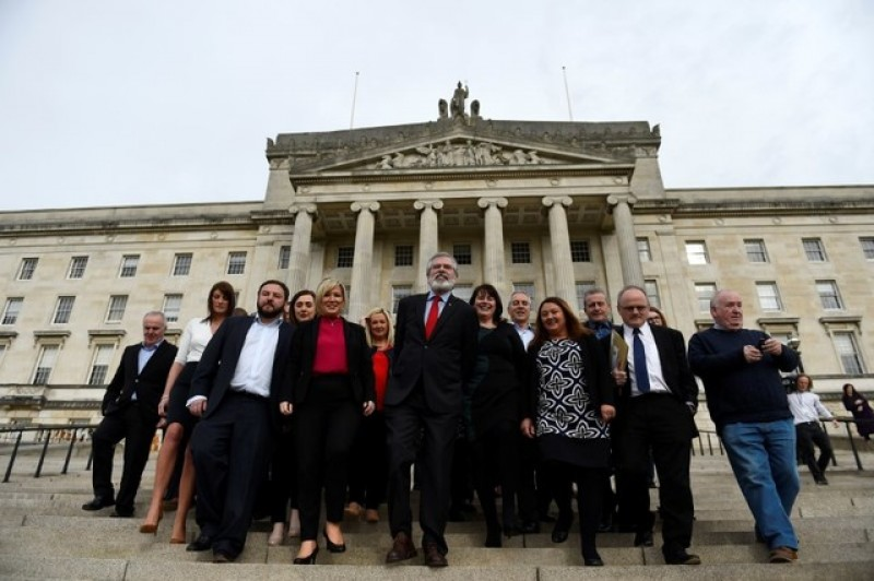 Fresh election or direct rule looms as Northern Ireland talks fall apart