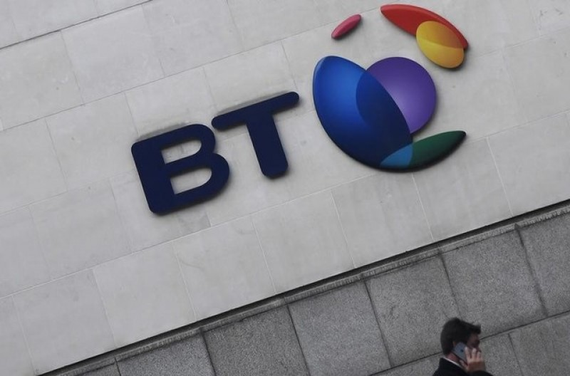 BT fined record 42 million pounds for business-line installation errors