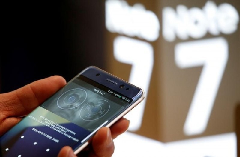 Samsung Electronics says it will sell refurbished Galaxy Note 7s