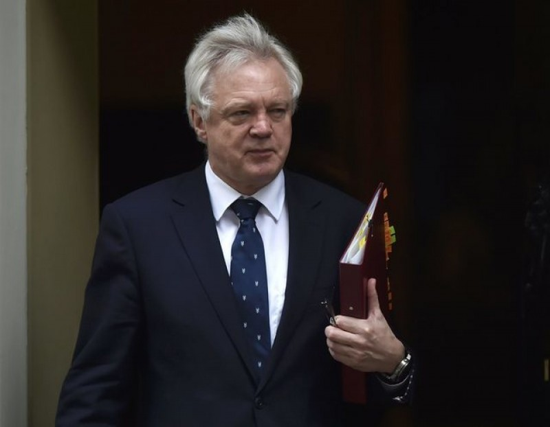 Britain does not expect 50 billion pounds Brexit bill