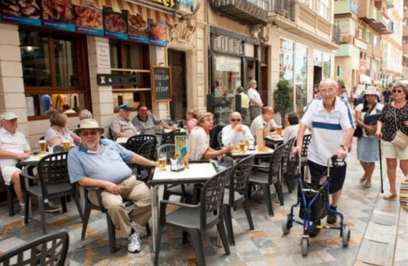 British tourist spending in Spain up by 20 per cent so far this year