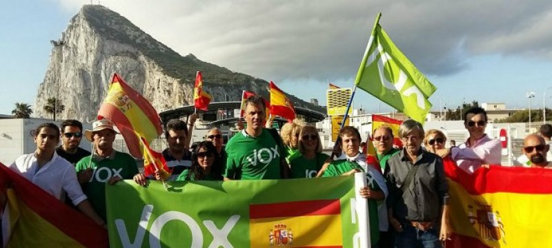 Gibraltarians call for calm over Brexit scare