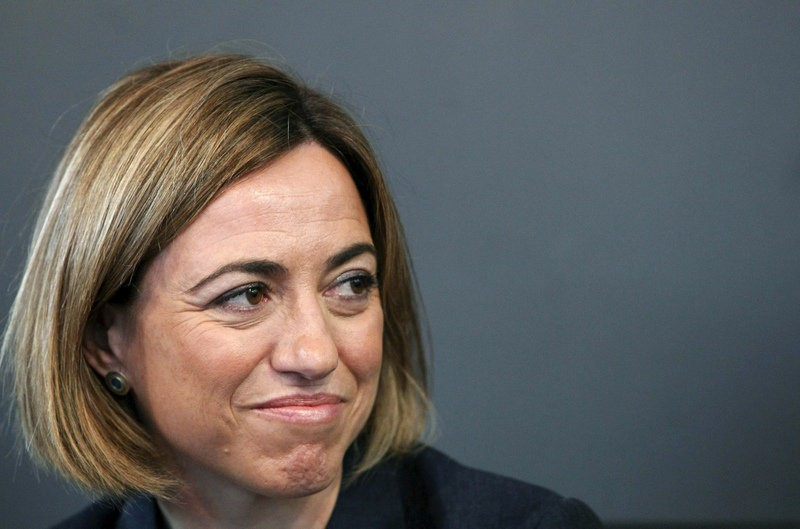 Spanish politics mourns Carme Chacon