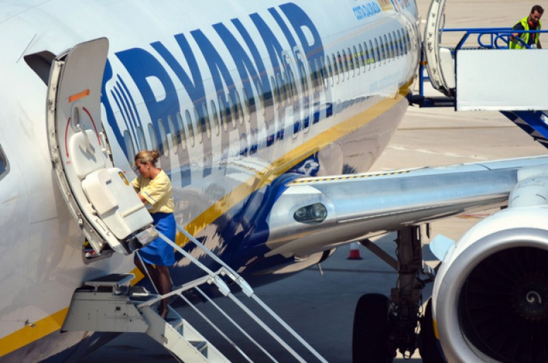Low cost airlines brought 13% more passengers to Spain during the first quarter