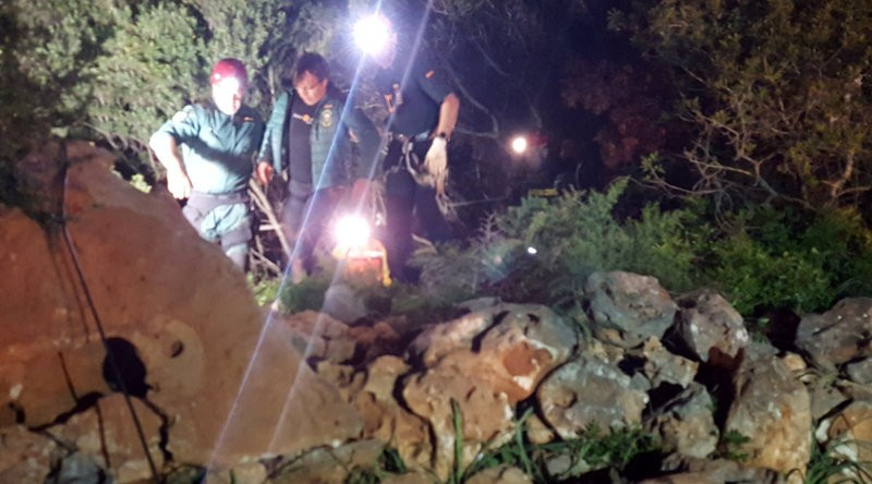 Mallorca caver rescued after 60-hour ordeal