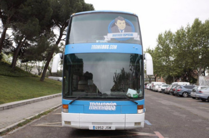 Arrest of former Madrid president adds fuel to the Corrupto-Bus campaign