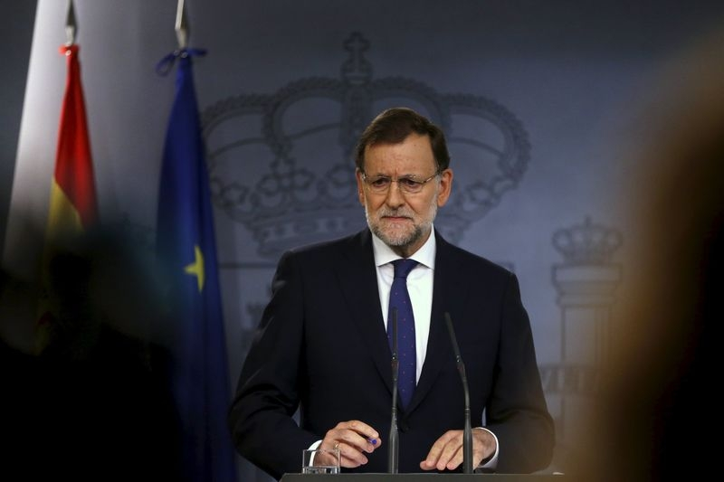 Prime Minister Rajoy says talks with Catalonia must be within the law