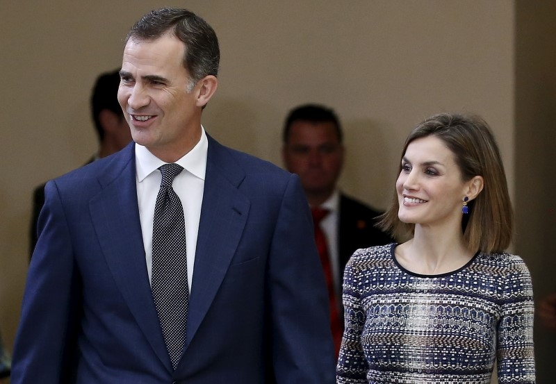 Spanish royal visit to UK postponed
