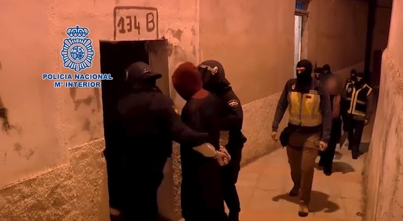 Spain arrests man in Spanish enclave of Ceuta for promoting Islamist militancy