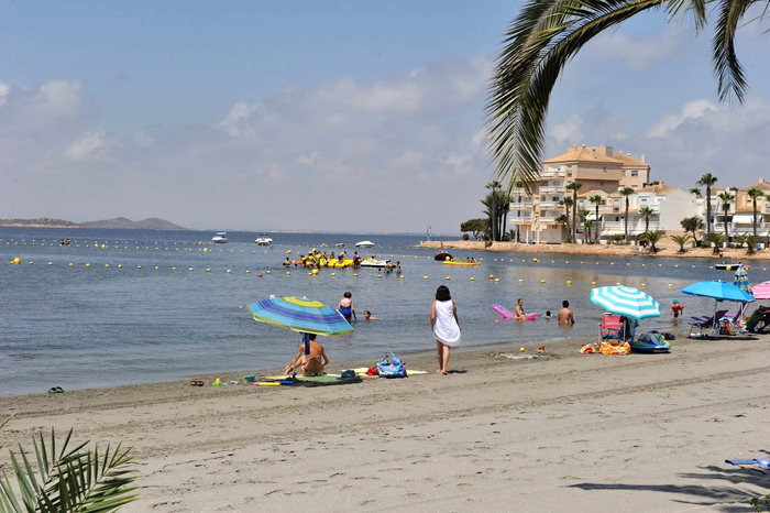 Introduction to San Javier beaches