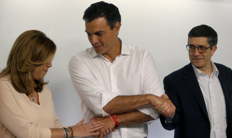<span style='color:#780948'>ARCHIVED</span> - Pedro Sanchez returns to lead the Spanish socialist party