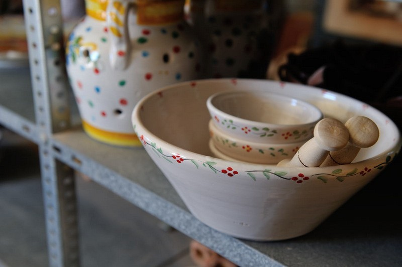 The historic traditions of pottery and ceramics in Totana