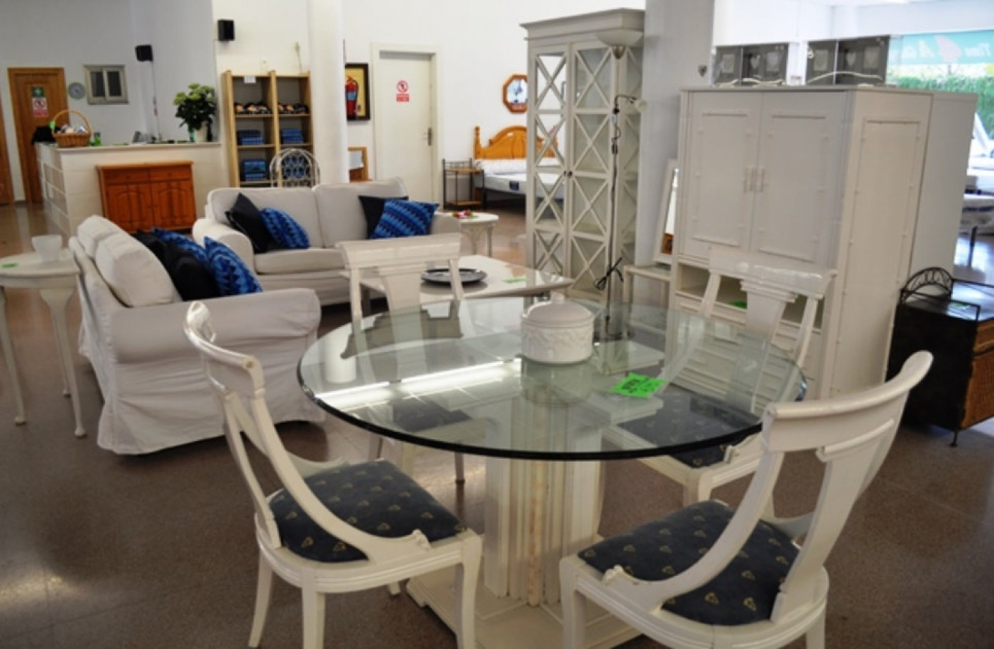 A Time 4 A Change second-hand furniture in Los Alcázares
