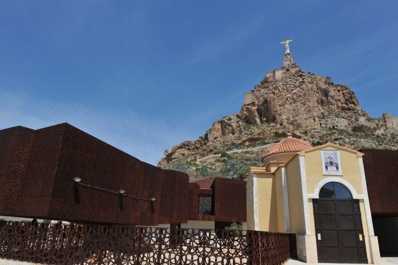 Monteagudo visitors centre and archaeological museum