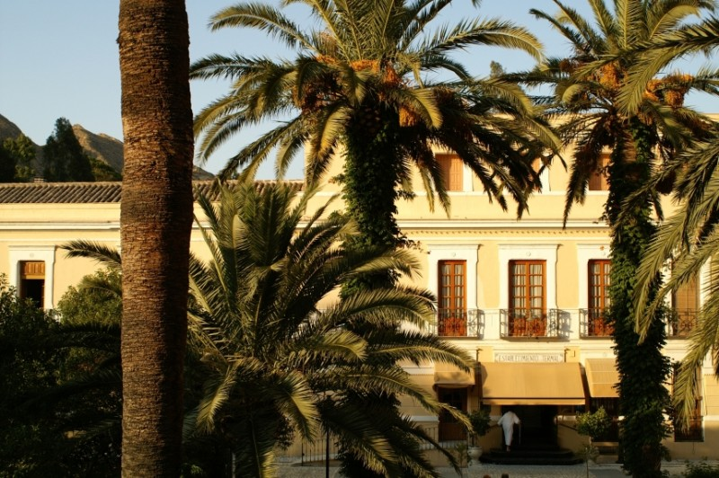 Accommodation at the Balneario de Archena thermal baths spa and hotel complex
