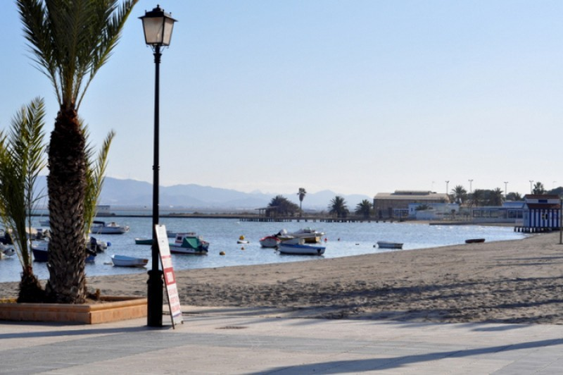 Q for Quality beaches in the municipality of Los Alcázares 2018