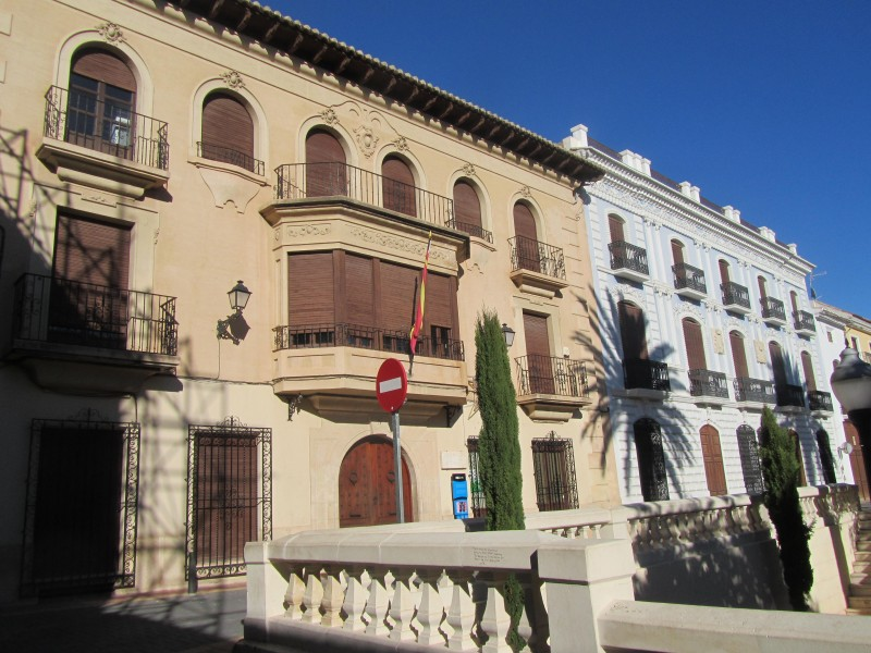 """The """"Jerónimo Molina"""" Ethnography and Natural Science museum in Jumilla"""