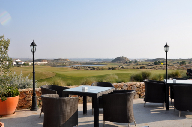 Where is the El Valle Golf Resort?