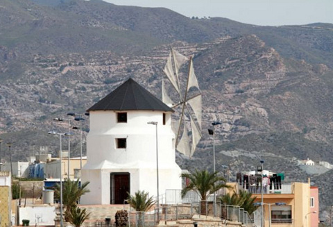 <span style='color:#780948'>ARCHIVED</span> - Águilas' Sagrera windmill to be restored