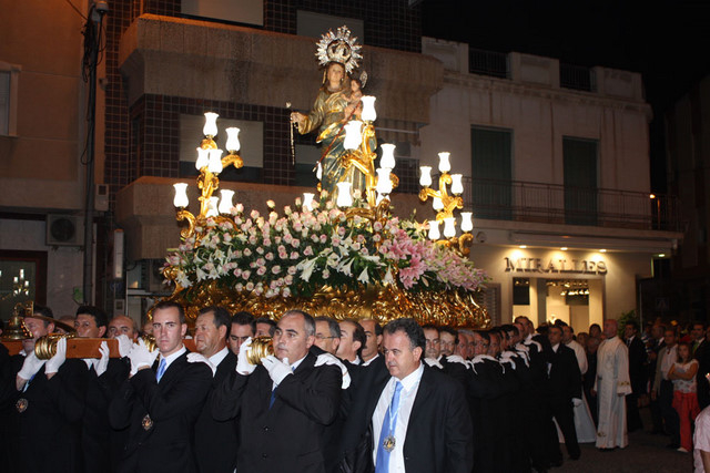 <span style='color:#780948'>ARCHIVED</span> - Torre Pacheco Fiestas patronales, 4th to 13th October