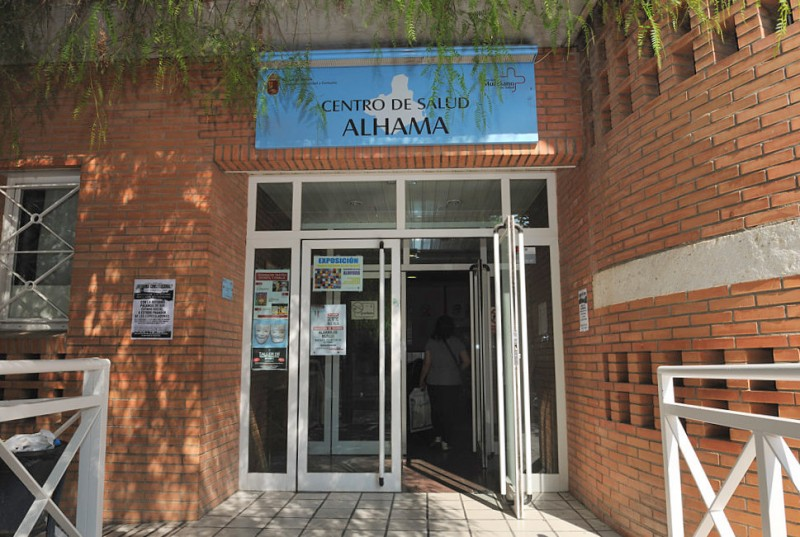 Medical centres, doctor and emergencies in Alhama de Murcia