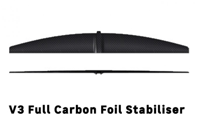 R-750 AFS Full Carbon Foil Wing SKU: 13493 for Racing & Speed