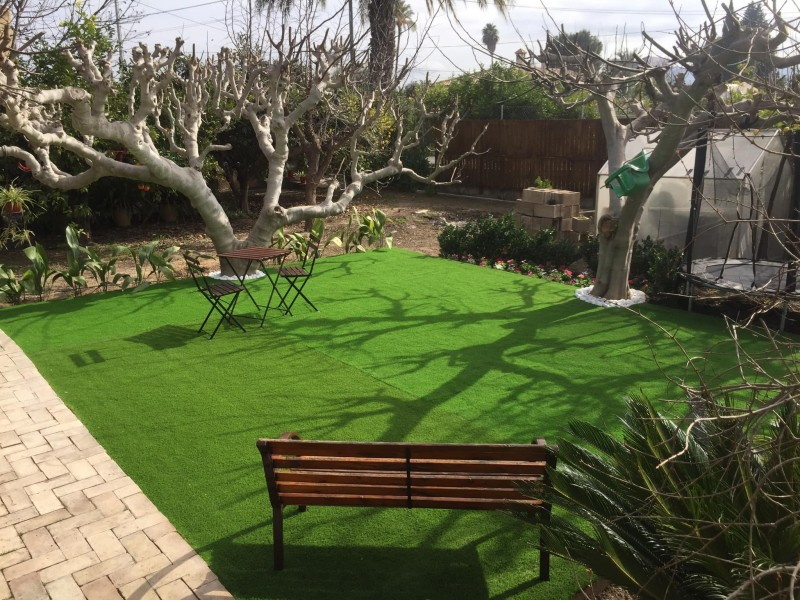 Encina Garden maintenance, design, pruning, clearance in the Murcia Region