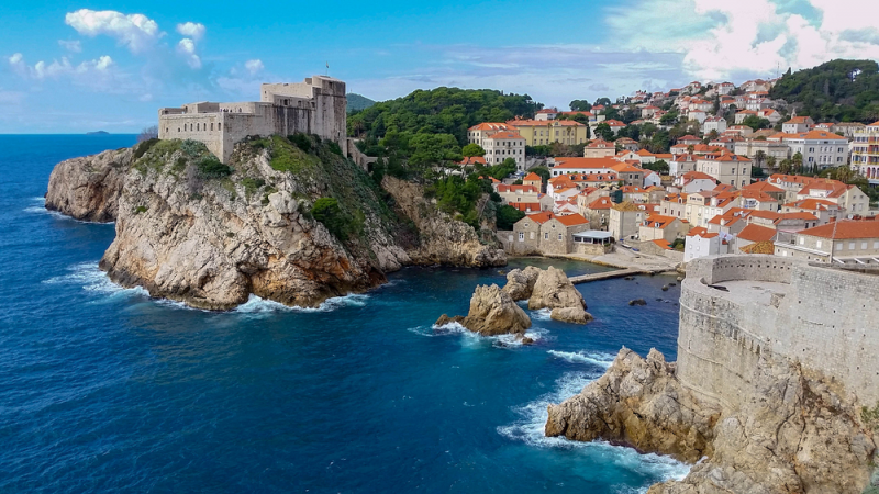 <span style='color:#780948'>ARCHIVED</span> - Croatia, the Pearl of the Adriatic fondly nicknamed by Lord Byron in the 19th century, lives up to its namesake, a serious contender as the top vacation hot spot in Europe today.