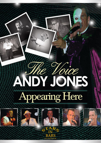 <span style='color:#780948'>ARCHIVED</span> - 8th February, Andy Jones live at the Club House Camposol
