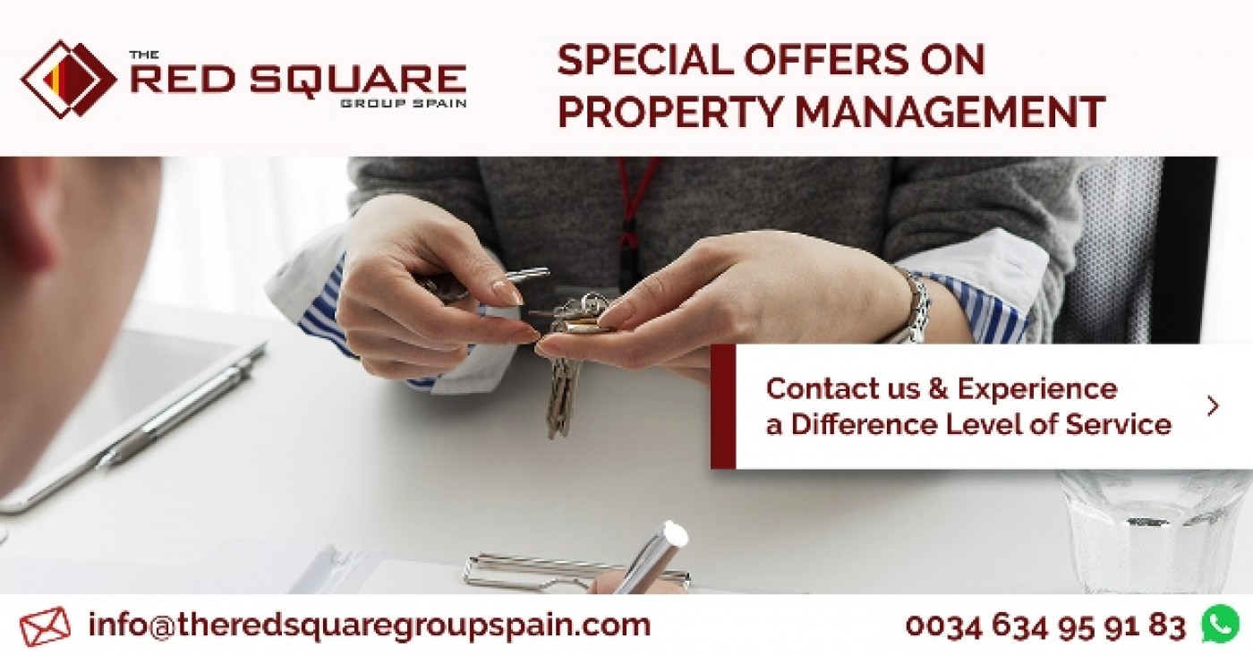 The Red Square Building Group Spain