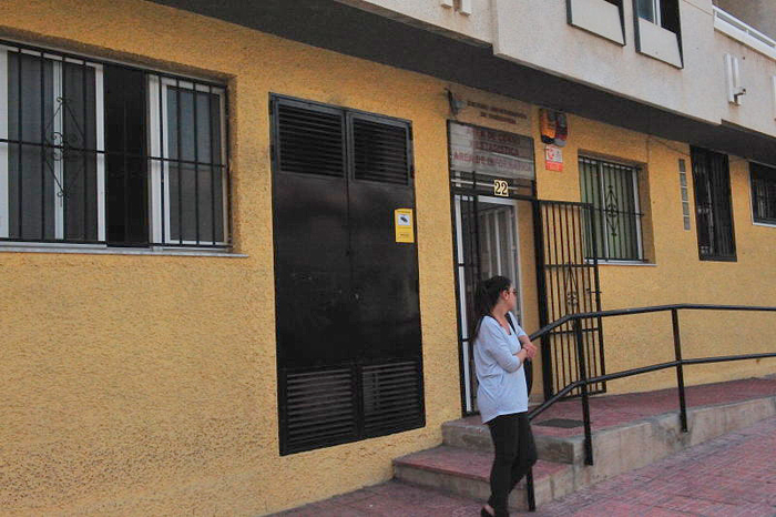 Padrón office in Torrevieja