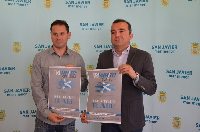 <span style='color:#780948'>ARCHIVED</span> - National triathlon championship comes to San Javier on 12th April