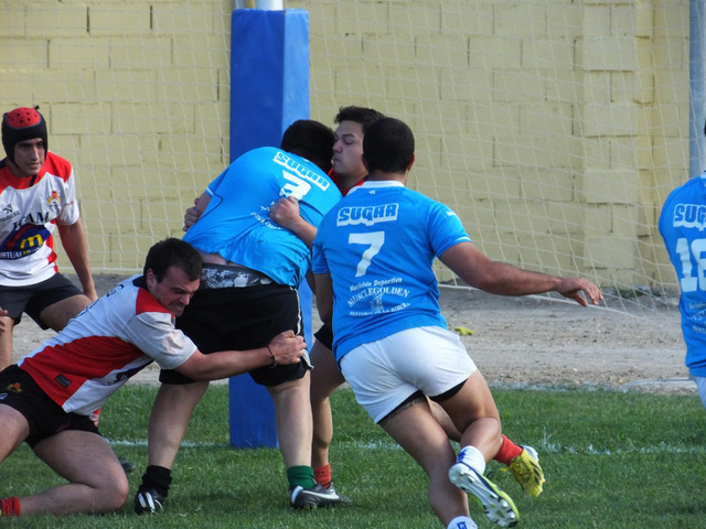 <span style='color:#780948'>ARCHIVED</span> - San Javier Squalos, the art of coarse rugby