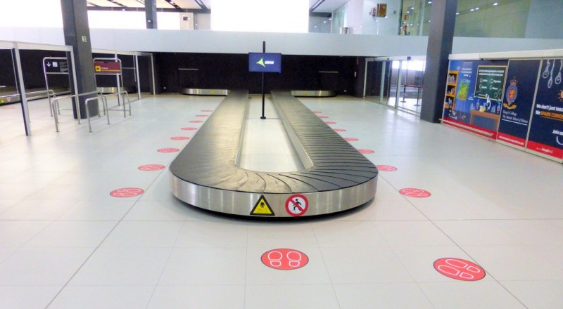 <span style='color:#780948'>ARCHIVED</span> - Corvera airport judged to have been amongst the best in the world for its Covid hygiene precautions