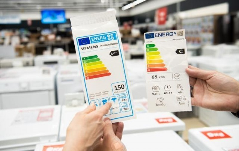 New appliance energy labelling system comes into force across the EU from March 1
