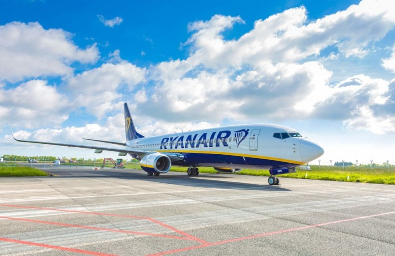 <span style='color:#780948'>ARCHIVED</span> -   Ryanair announces 70 routes and 800 weekly flights within Spain from July 1
