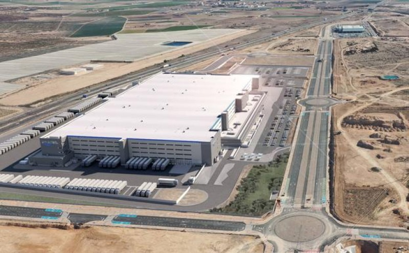 <span style='color:#780948'>ARCHIVED</span> - Amazon recruiting staff for second high-tech distribution centre alongside Corvera airport