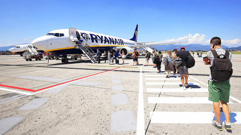 New summer connections within Spain from Alicante airport as Ryanair launches domestic programme