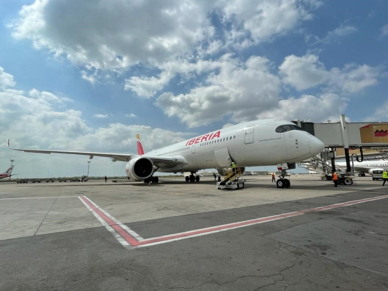 Iberia sends its largest plane to repatriate Spaniards caught out by flights ban in Morocco