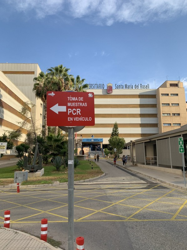 British variant accounts for 72 per cent of covid positives in Murcia region