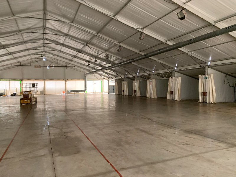 <span style='color:#780948'>ARCHIVED</span> - San Javier fairground area to be used as Covid-19 mass vaccination centre for Mar Menor residents