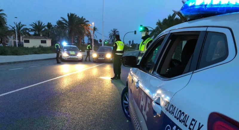 <span style='color:#780948'>ARCHIVED</span> - Woman who faked a robbery and tried to frame her ex-boyfriend in Elche has now been arrested