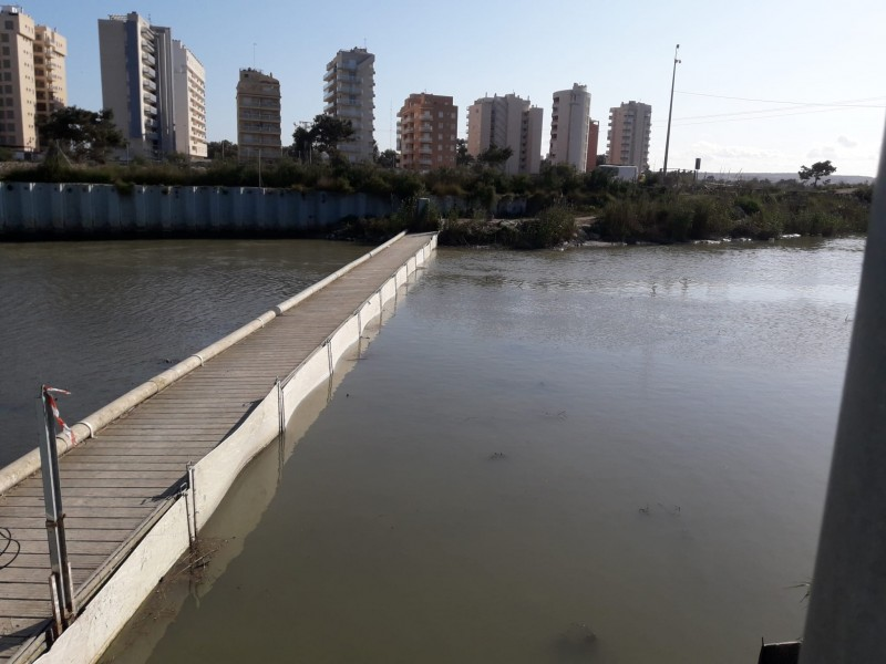 <span style='color:#780948'>ARCHIVED</span> - CHS to install rubbish collecting retention elements along the Segura river in the Vega Baja