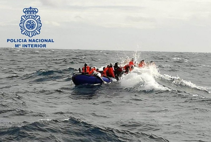 <span style='color:#780948'>ARCHIVED</span> - Twenty arrested in Ceuta and Cadiz for transporting illegal migrants