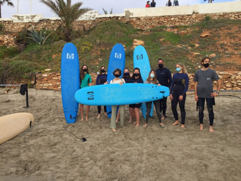<span style='color:#780948'>ARCHIVED</span> - Orihuela modifies local law to allow surfing when red flag is flying
