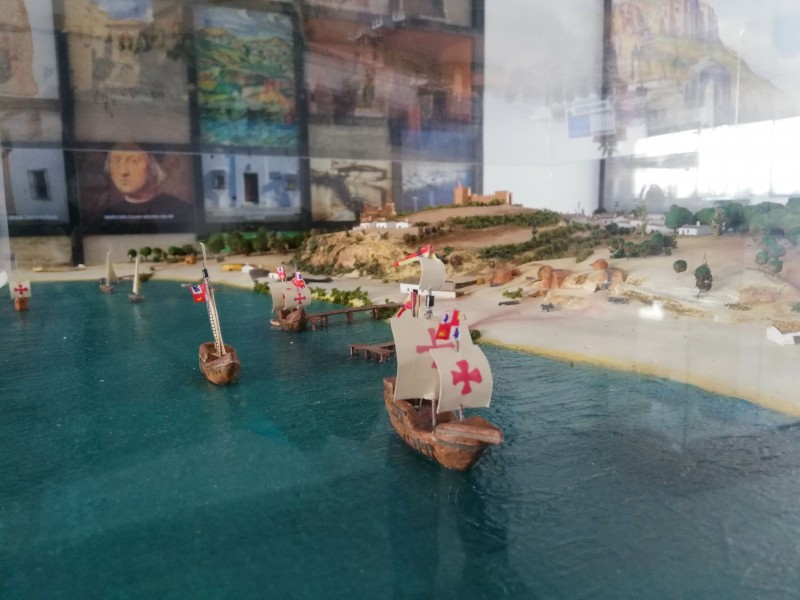 <span style='color:#780948'>ARCHIVED</span> - Researchers recreate lost Huelva port from which Columbus set sail in 1492 to discover America