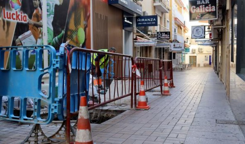 Sewer system in Benidorm's Old Town to be modernized