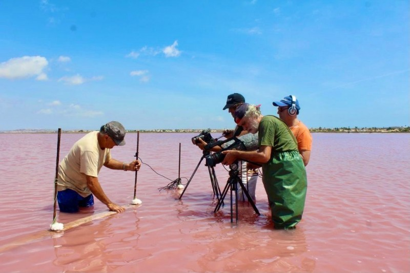 Artesanos de la Sal documentary about salt crafting in Torrevieja