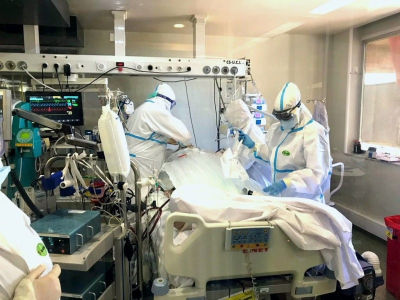 <span style='color:#780948'>ARCHIVED</span> - Pandemic continues slow decline across Spain with 4,515 new cases and 106 deaths:  May 4 covid update