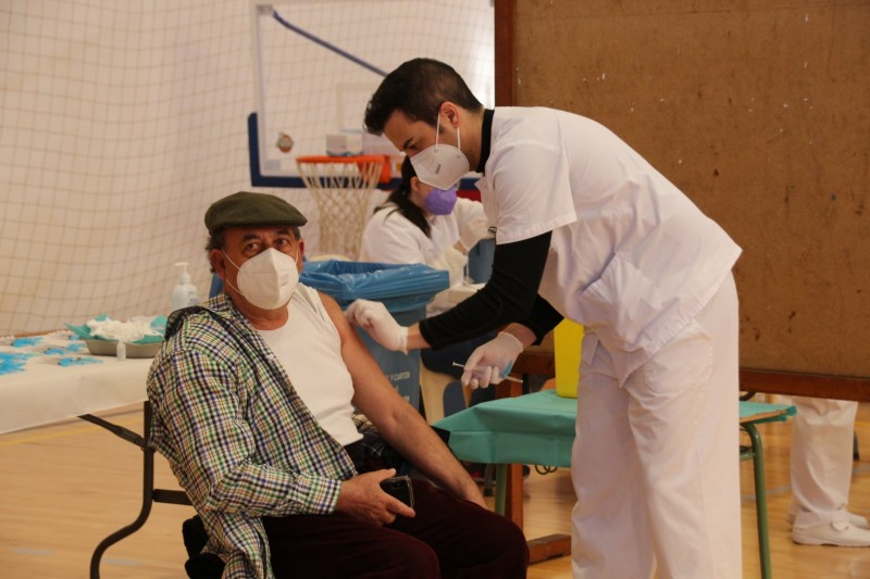 <span style='color:#780948'>ARCHIVED</span> - 11.4 per cent of residents in Spain are now fully vaccinated